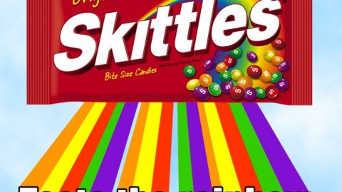 The Skittles Touch Videos Are Back!