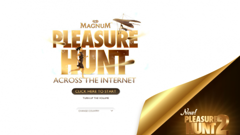 Magnum Pleasure Hunt 2 – Across The Globe