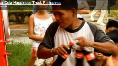 Coca-Cola's New Happiness Campaign