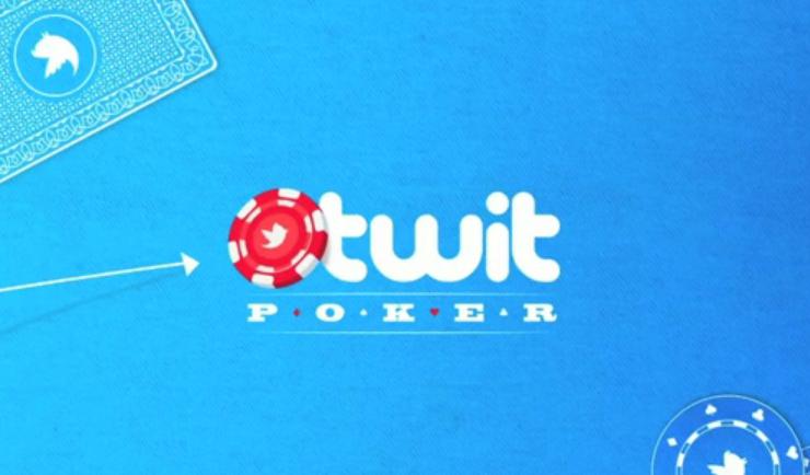 Twit Poker