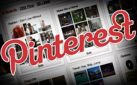 Infographic of the week: Pinterest Marketing Strategies