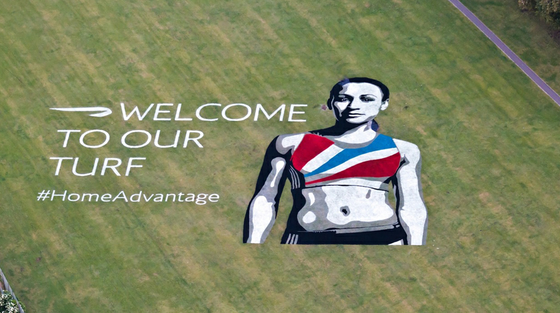 British Airways - Welcome to our turf
