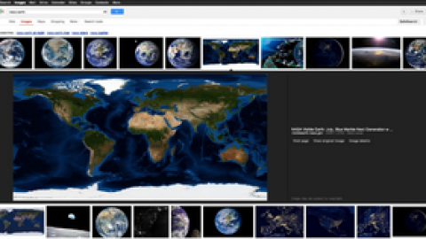 Google image search gets updated
