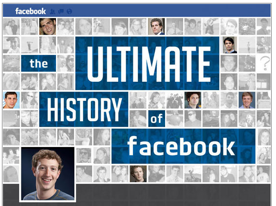 The ultimate Facebook history