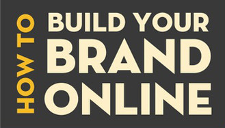 How to build your brand online logo