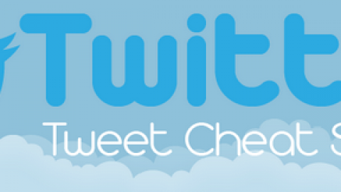 Infographic: Twitter cheat sheet – How to get more Twitter engagement