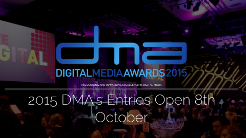 Andy Merchant To Be A Judge For The Digital Media Awards 2015